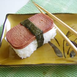 Spam Musubi Allrecipes.com