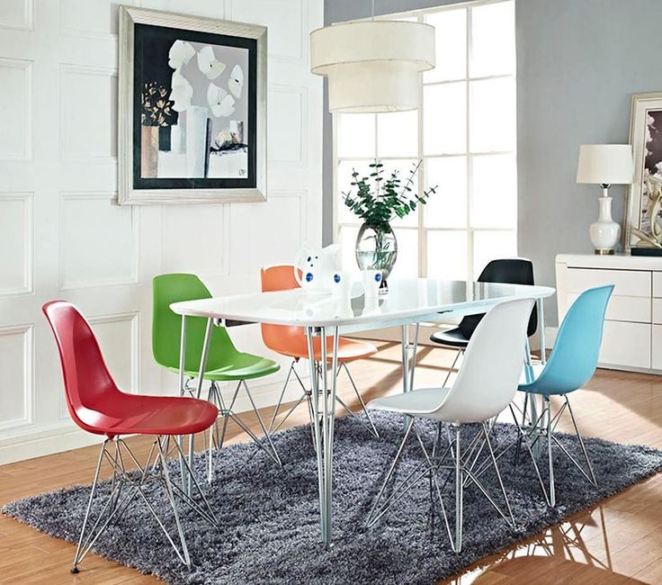 Best 25+ Eames Dining Ideas On Pinterest