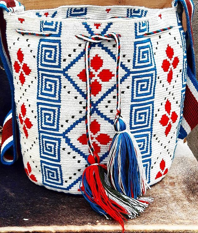 Wayuu Mochila bag                                                                                                                                                                                 More