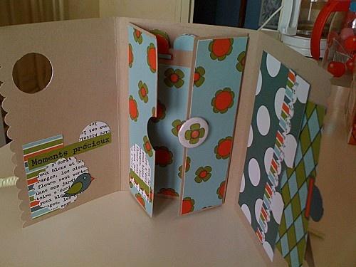 Mini-Album {Douceur de vivre}