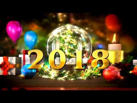 happy new year 2018 youtube besinnliche weihnachten. Black Bedroom Furniture Sets. Home Design Ideas