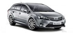 Toyota i inne marki samochodów zastępczych