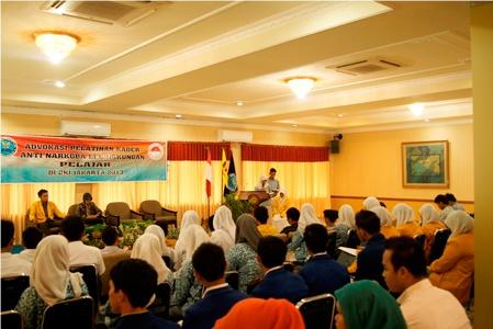Pelajar Muhammadiyah Gelar Pelatihan Antinarkoba