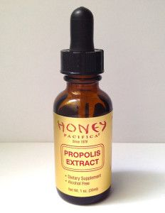The Benefits of Propolis and How to Use Propolis - Propolis Extract 1 oz. dropper jar
