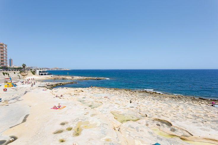 Sliema beach- for more inspiration visit: https://www.jet2holidays.com/destinations/malta?gclid=Cj0KEQjwicfHBRCh6KaMp4-asKgBEiQA8GH2x5oX4AiHRiCVZYzV3EVNsFpYK0cHo8Ch3lhSh9lofUcaAhw78P8HAQ#tabs|main:overview