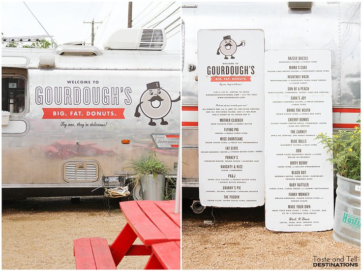 Gourdough's Donuts - Austin, TX - Taste and Tell #kidandcoe #bringthekids
