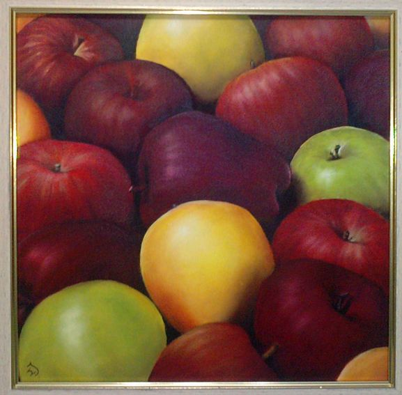 apples 30X30