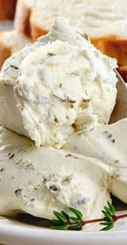 Copycat Boursin Cheese ❊