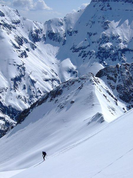 Spring Skiing in Colorado- love Spring skiing- sunshine
