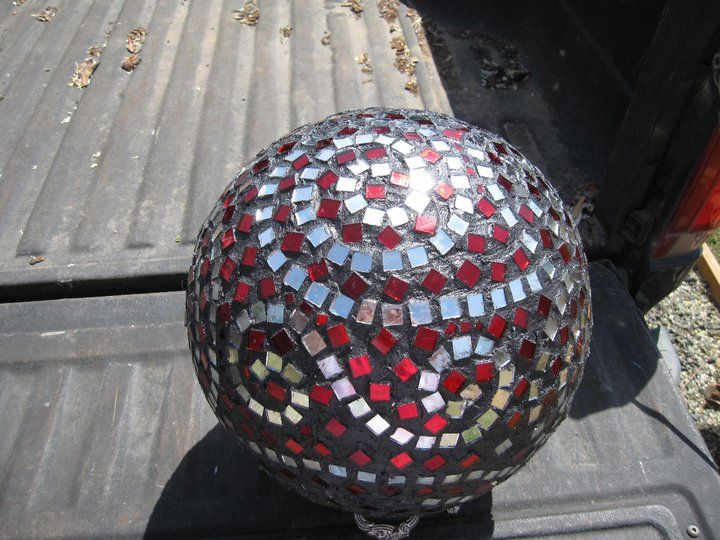 97 best bowling balls for the flower garden images on