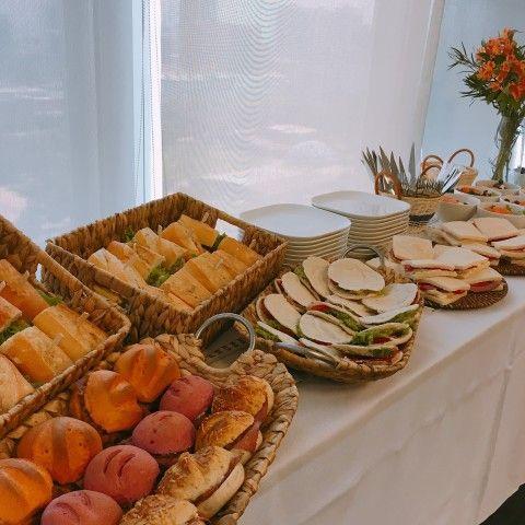 Catering, Carritos para eventos, Carritos gourmet, Desayunos Corporativos, Coffee break, Cóctel -Me Apetece