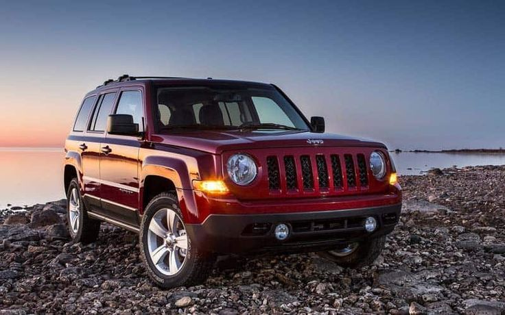 The Top Ten Cars Most Desired By Women Jeep Patriot 2014 Jeep
