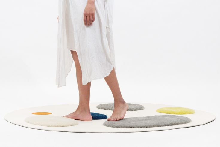 UMAMI carpet from Touch That Taste! collection by Martyna Barbara Golik www.martynagolik.com