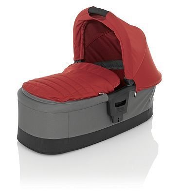 Britax Affinity Carry Cot - Chili Pepper 10158000 328 Advantage card points. This Britax carry cot easily attaches to the pushchair frame of your BRITAX Affinity with the CLICK GO system. Not suitable for other BRITAX pushchairs. FREE Delivery on ord http://www.MightGet.com/april-2017-1/britax-affinity-carry-cot--chili-pepper-10158000.asp