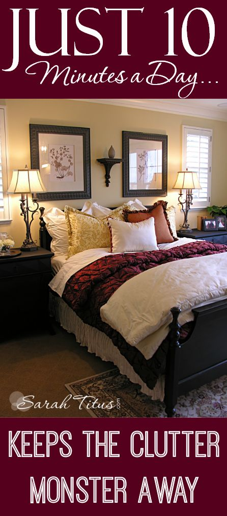 Love this bed / bedroom / decor!