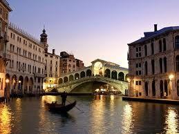 Venice, of course!