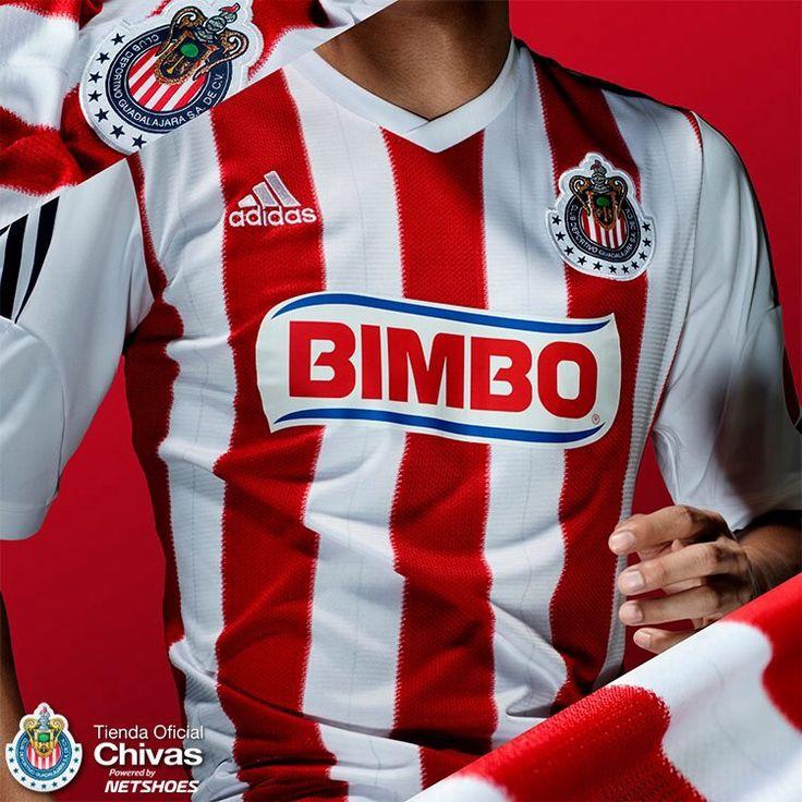 Jersey de las Chivas Rayadas del Guadalajara 2014