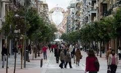 Resultado de imagen para peatonalizacion calles comerciales