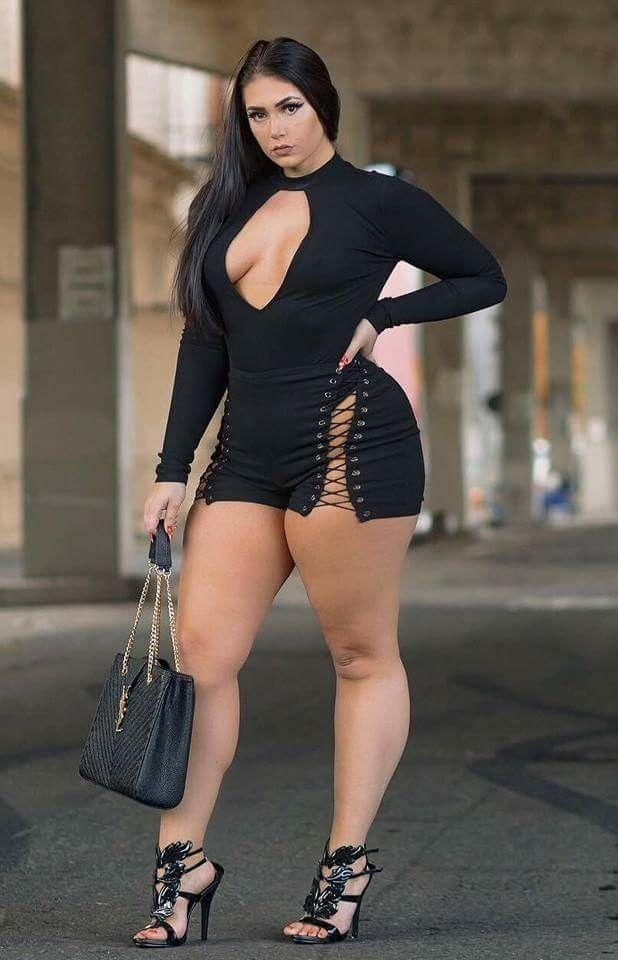 Thick Ebony Sluts 92