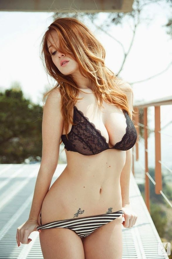 Gorgeous New Season Nail Art Ideas: Leanna Decker Is Drop-dead Gorgeous, Abundantly Sexy, And
