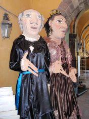 Miguel Hidalgo & Josefa Ortiz de Dominguez