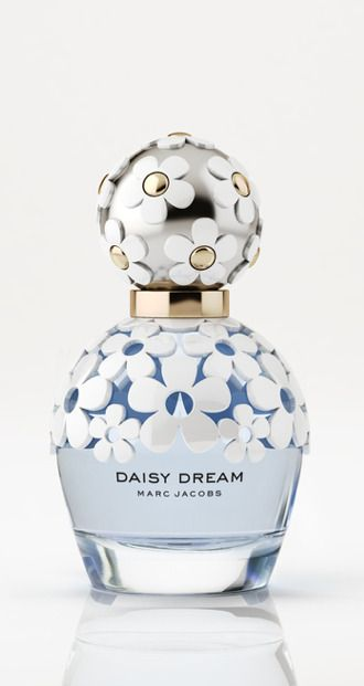 Marc Jacobs Daisy Dream. Haven't smelled it yet, but the bottle is so beautiful and I like Marc Jacobs' previous perfumes!