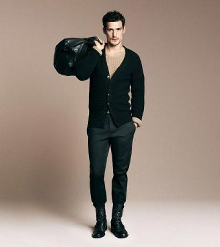 Tendências em moda masculina para o Outono-Inverno 2013   Cromossomo Y