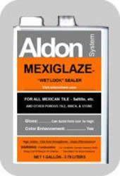 Mexican Saltillo Tile - clean, protect, seal tile