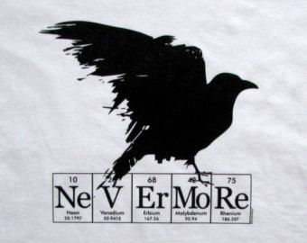 Combines my love of Poe and Element wordplay