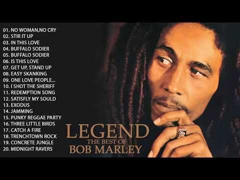 (30) Bob Marley Greatest Hits Full Album - Bob Marley Legend Songs - YouTube