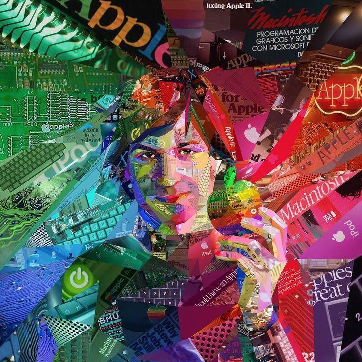 """Taking LSD was a profound experience one of the most important things in my life.It reinforced my sense of what was importantcreating great things instead of making money.""""  Steve Jobs . """"Tomar LSD foi uma experiência profunda uma das coisas mais importantes na minha vida. Isso reforçou meu sentimento do que era importante: criar grandes coisas em vez de fazer dinheiro.""""  Steve Jobs .  @ipde.ch - Instituto para Desempenho e Expansão da Consciência Humana Inspiração diária Evolução humana…"""