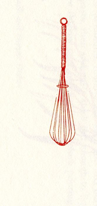 Whisk... I think this could make a nice tattoo