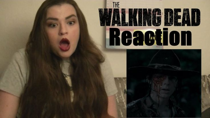 The Walking Dead No Way Out 06x09 reaction video