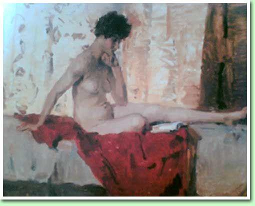- Nog een werk van Isaac Israëls (1865-1934)