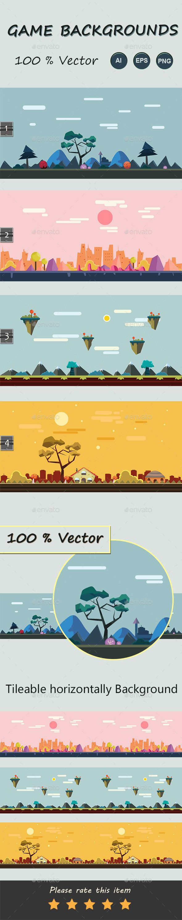 Game Backgrounds Download here: https://graphicriver.net/item/game-backgrounds/11551926?ref=KlitVogli