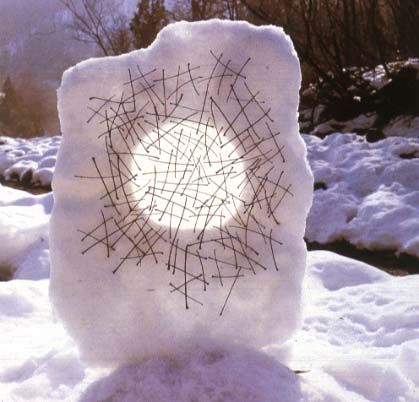 Andy Goldsworthy                                                                                                                                                                                 More