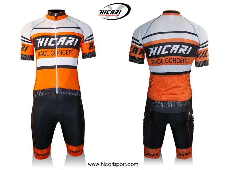 #HicariRaceConcept arancione 2015 @HicariSport