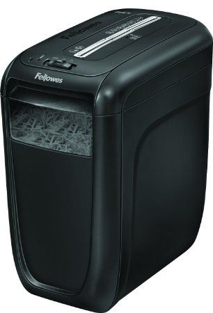 Fellowes Paper Credit Card Tax Time Shredder With Safety Features