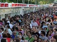 Exitoso comienzo de la Feria del Libro de Madrid