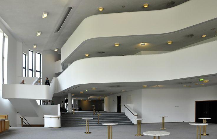 1959 Alvar Aalto Essen Opera and Music Theatre