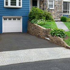 how to build a driveway apron patio ideaslandscaping - Driveway Patio Ideas