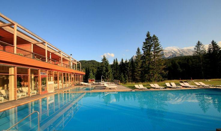 Wellnesshotel Bayern - DAS KRANZBACH ****S Hotel & Wellness Refugium  (@ via Kranzbach) - www.daskranzbach.de