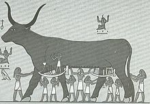 Book of the Heavenly Cow - Wikipedia, the free encyclopedia
