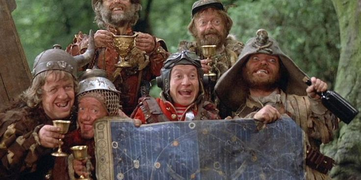 15 Fun Facts About 'Time Bandits'   Mental Floss UK