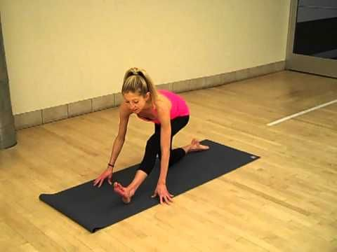 Quick, Effective, Post Run Stretch Routine. Free 6 minute flexibility exercise video.