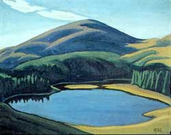 Lawren Harris #Canadian #artist