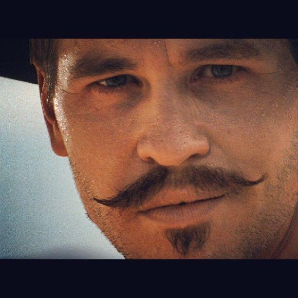 Doc Holliday - Val Kilmer... #tombstone #docholliday