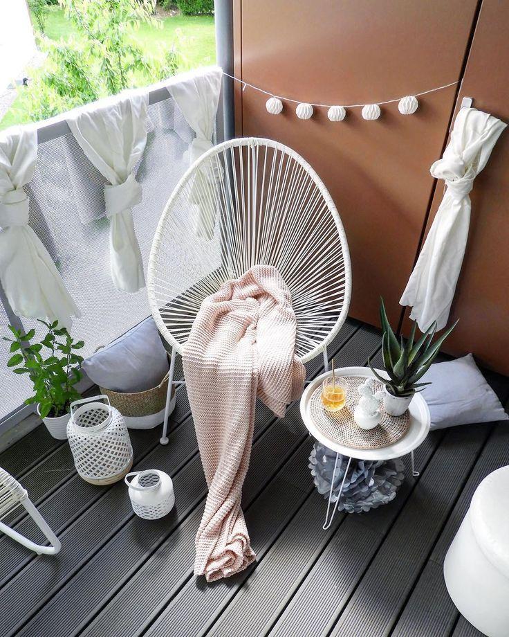 Loungesessel Bahia Aus Kunststoff Geflecht Westwingnow Balcony Decor Acapulco Chair Decor