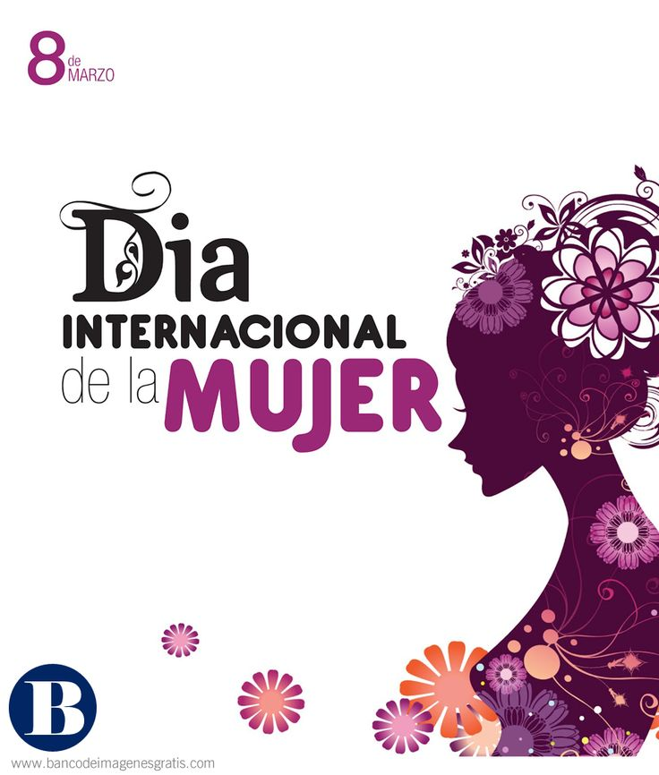 Día Internacional de la Mujer - 8 de Marzo de 2015 - Postales | Banco de Imágenes Gratis