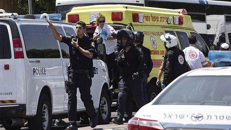 Fotos: Al menos 6 personas han sido apuñaladas durante un desfile del orgullo gay en Israel